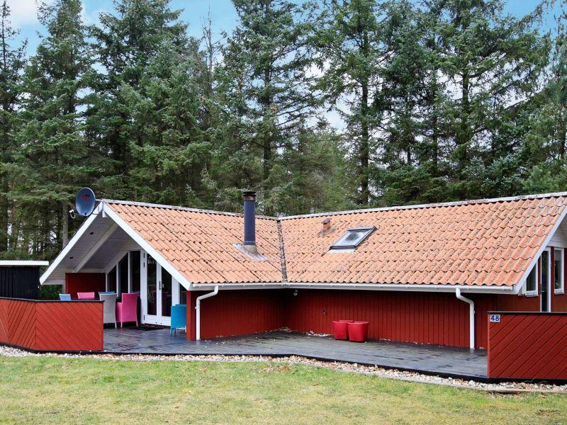 Ferienhaus Hals, Haus-Nr: 57733
