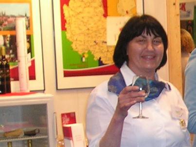 Ihr Gastgeber Marita Hüfner
