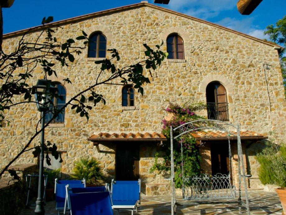 Podere Acquarello / Landhaus AC 04 mit vorgel. Terrasse