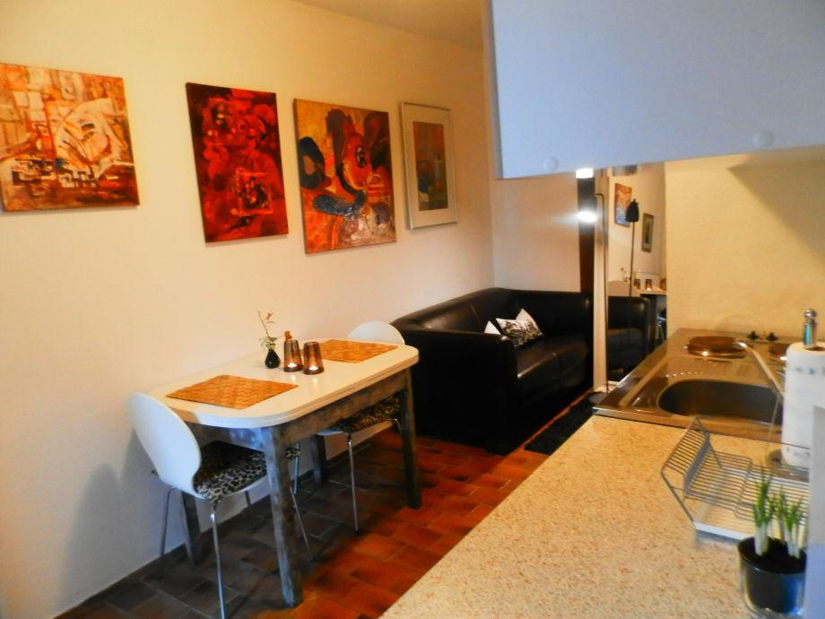 Küchenwohnbereich