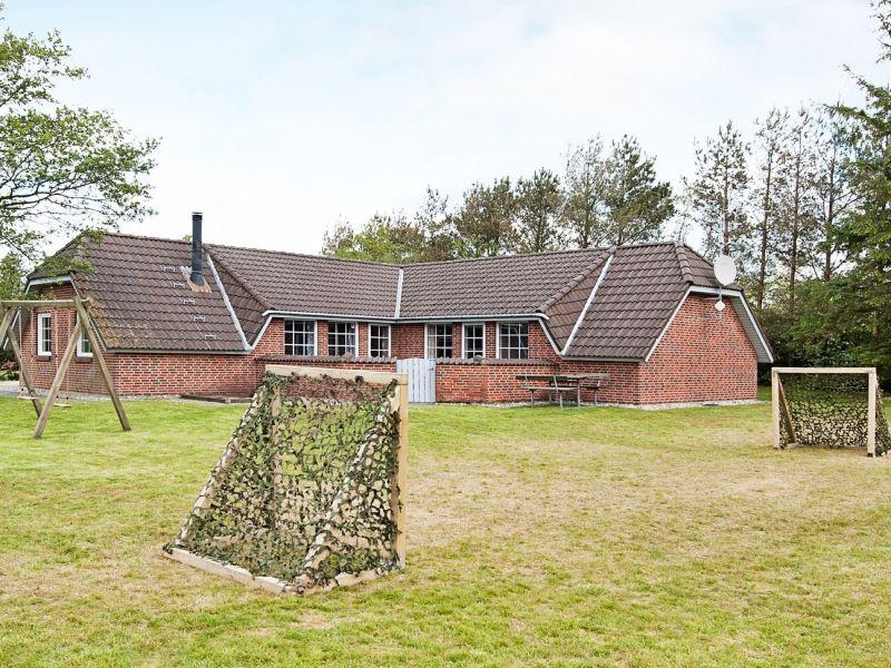 Ferienhaus Oksbøl, Haus-Nr: 98494