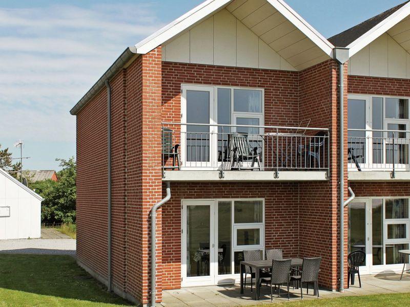 Ferienhaus Højer, Haus-Nr: 93868