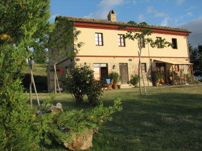 "Terrazza in der ""Casa Montale"""