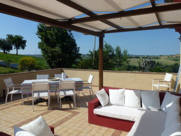 """Holiday apartment Terrazza in the """"Casa Montale"""""""