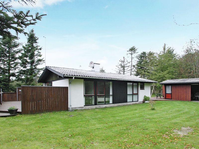 Ferienhaus Saltum, Haus-Nr: 95737