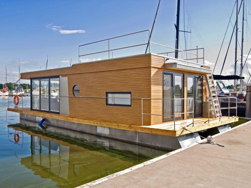 Hausboot Tollow