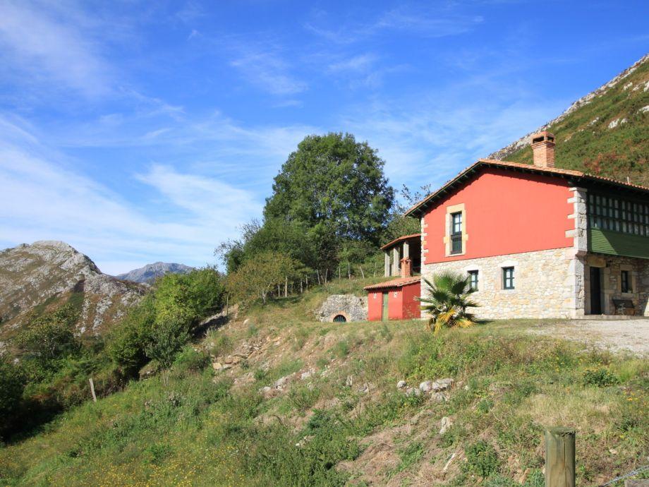 Außenaufnahme Casa Begoña