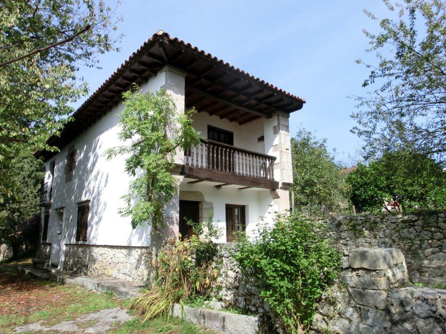 Außenaufnahme Casa Bosque