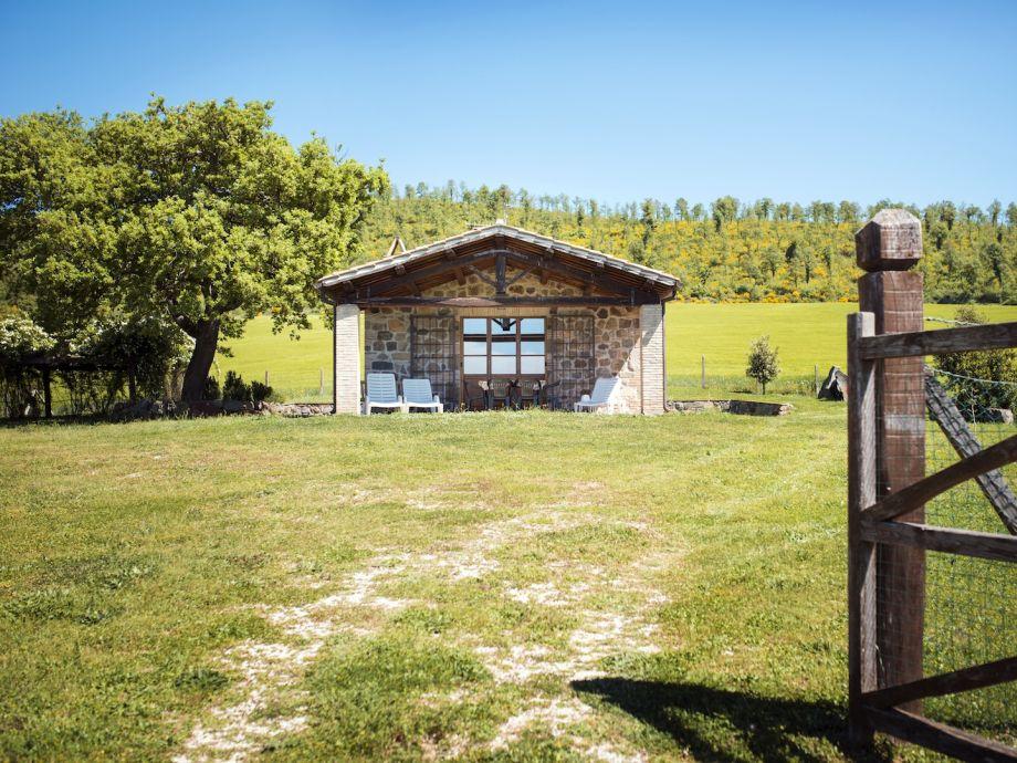 Außenaufnahme Segreto della Quercia