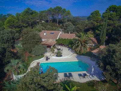 0339 Villa Plassans 7P. Lorgues, Var