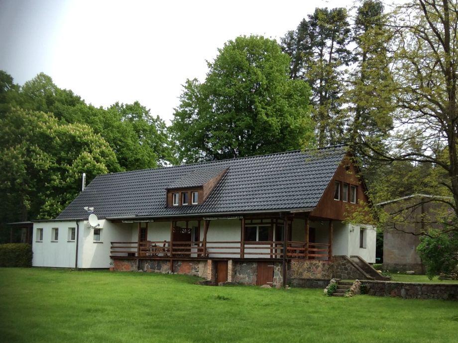 Außenaufnahme 2 Forester`s Lodge Waschensee