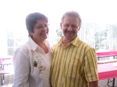 Ihr Gastgeber Heidi + Friedhelm Bauer