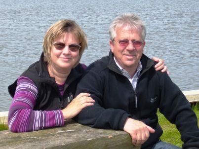Ihr Gastgeber Karen und Carsten Koß