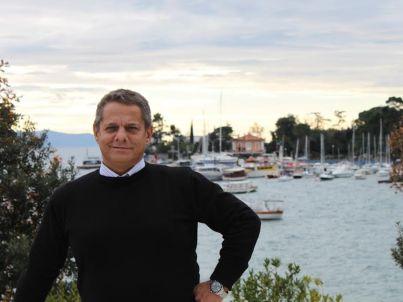 Your host Leonardo Licul