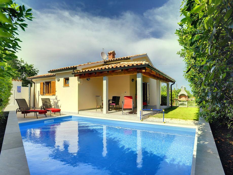 Außenaufnahme Villa Maretti