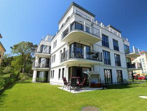 Ferienwohnung F.01 Strandvilla Andrea Whg. 02 MeerZeit mit Terrasse