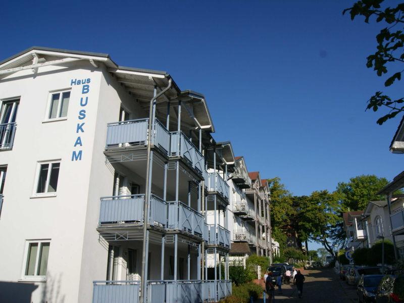 Ferienwohnung 28 in der Villa Buskam