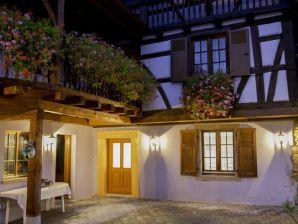 Ferienwohnung Chez Rosalie 68G4927