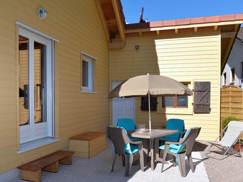 Ferienhaus Kapellmatt L'Escargot 68G2959