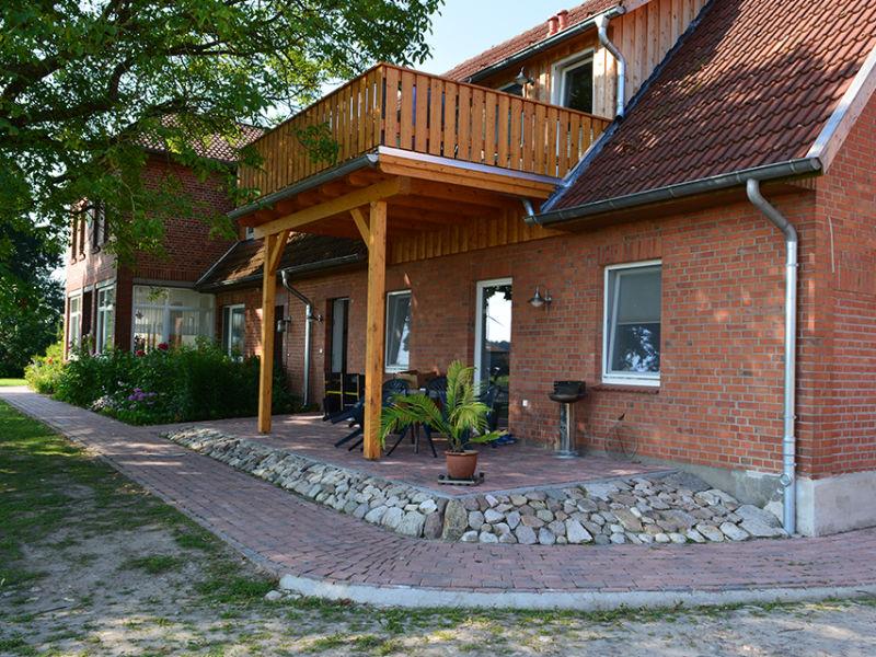 Ferienwohnung Ferienbauernhof Wehrhoff