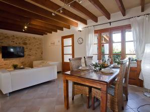 Ferienhaus Dorfhaus Can Sineu - Tramuntana