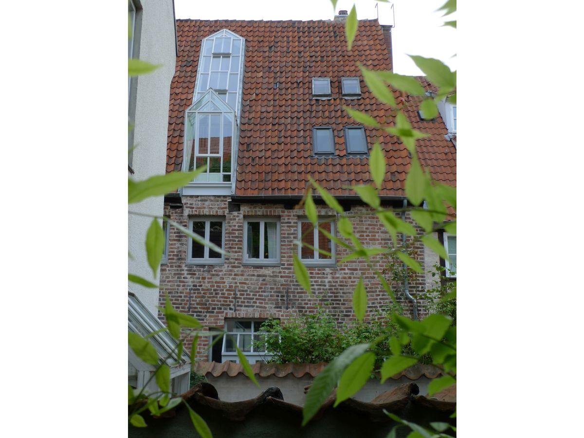 Ferienwohnung Moderne trifft Historie, Lübeck Altstadt - Frau ...