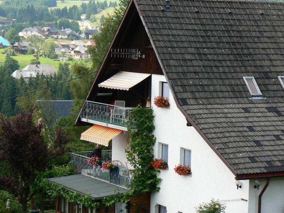 ferienwohnung im haus christa schwarzwald herr dieter With markise balkon mit tapete dieter bohlen