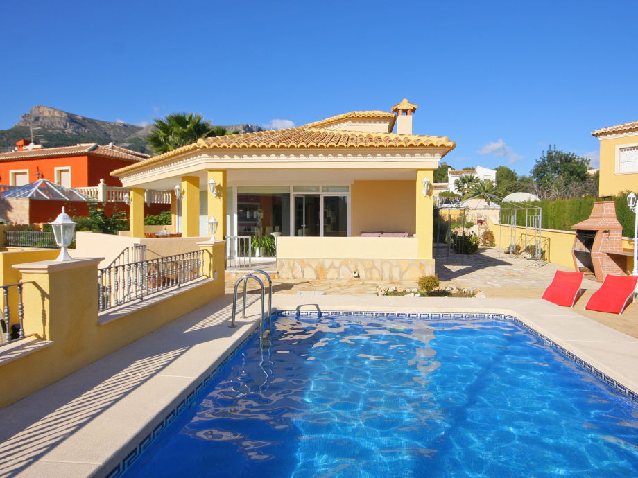 Villa Acuario with swimming pool