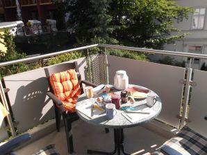 Ferienwohnung Villa Sabinium Whg. 5 zentral-strandnah-modern