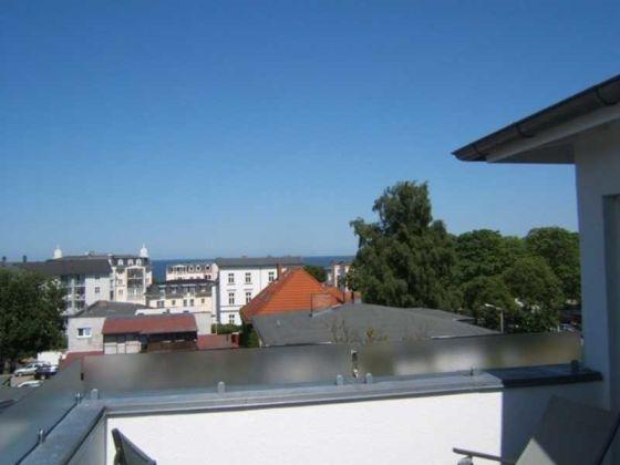 Ferienwohnung 9 im Haus am Kurpark Ostsee Ahlbeck