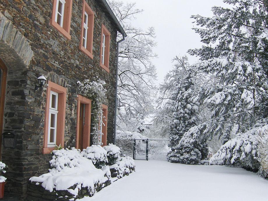 Auch der Winter hat seine Vorteile!