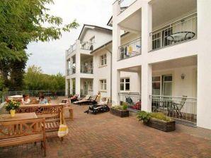 Ferienwohnung in der Villa Ahlbeck Haus 2