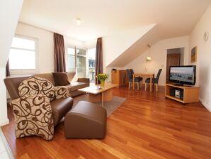 Ferienwohnung Perlmuschel Villa Ahlbeck Haus 2 ****