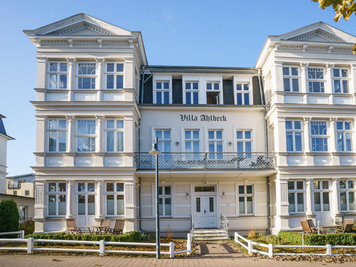 Die Villa Ahlbeck Wohnung