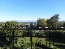 Ferienwohnung Villa Bella  1. Reihe mit Meerblick