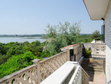 Villa Santina mit Garten