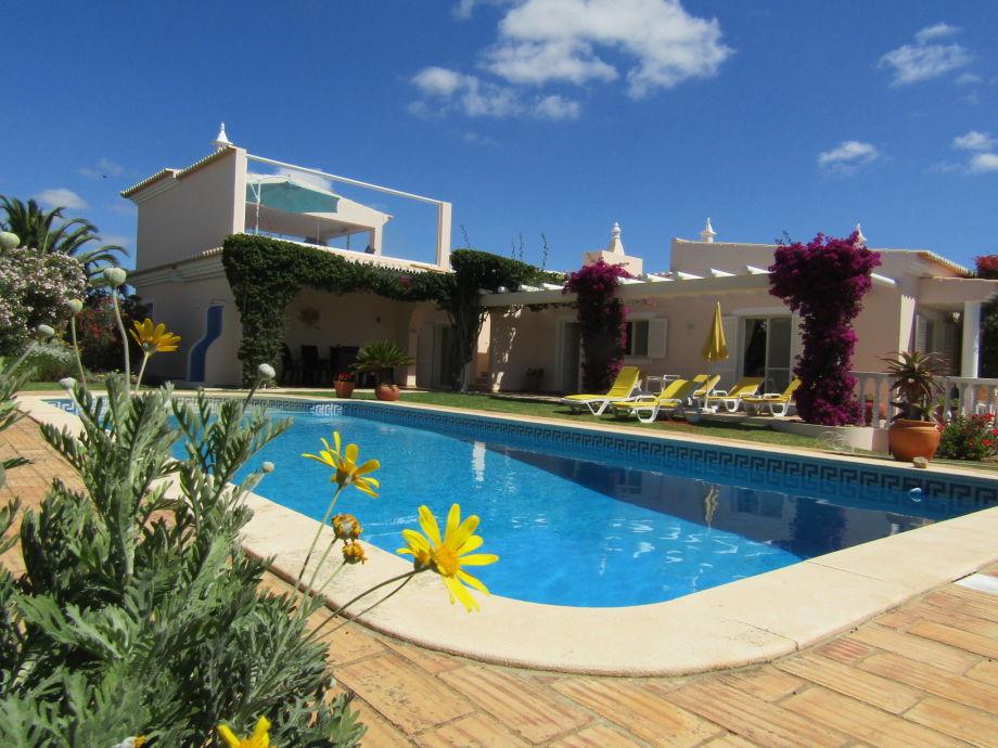 Villa do Farol mit Pool