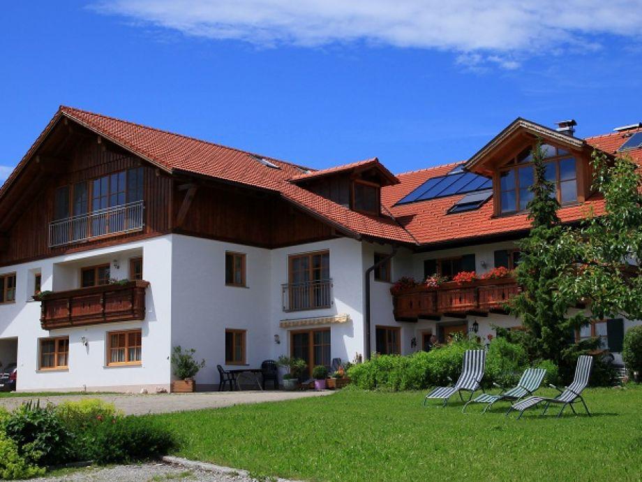 Berghof Kinker Hausansicht
