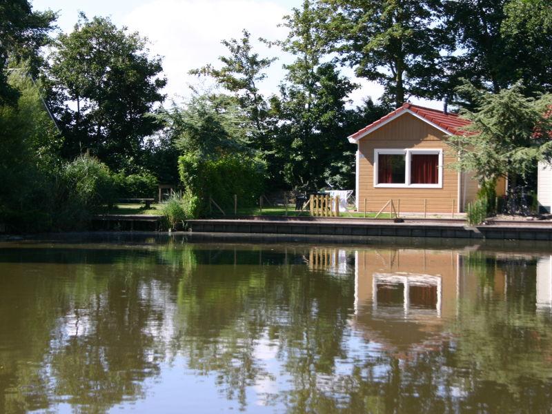 Chalet Vlotvaren Recreatiepark De Groote Vliet