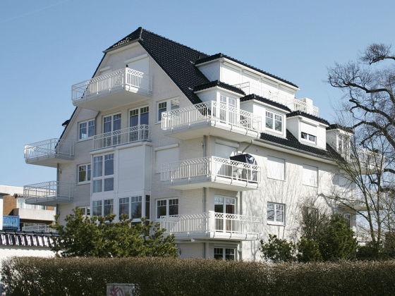 Ferienwohnung Bädervilla Am Höppnerweg, App. 07, Ostsee