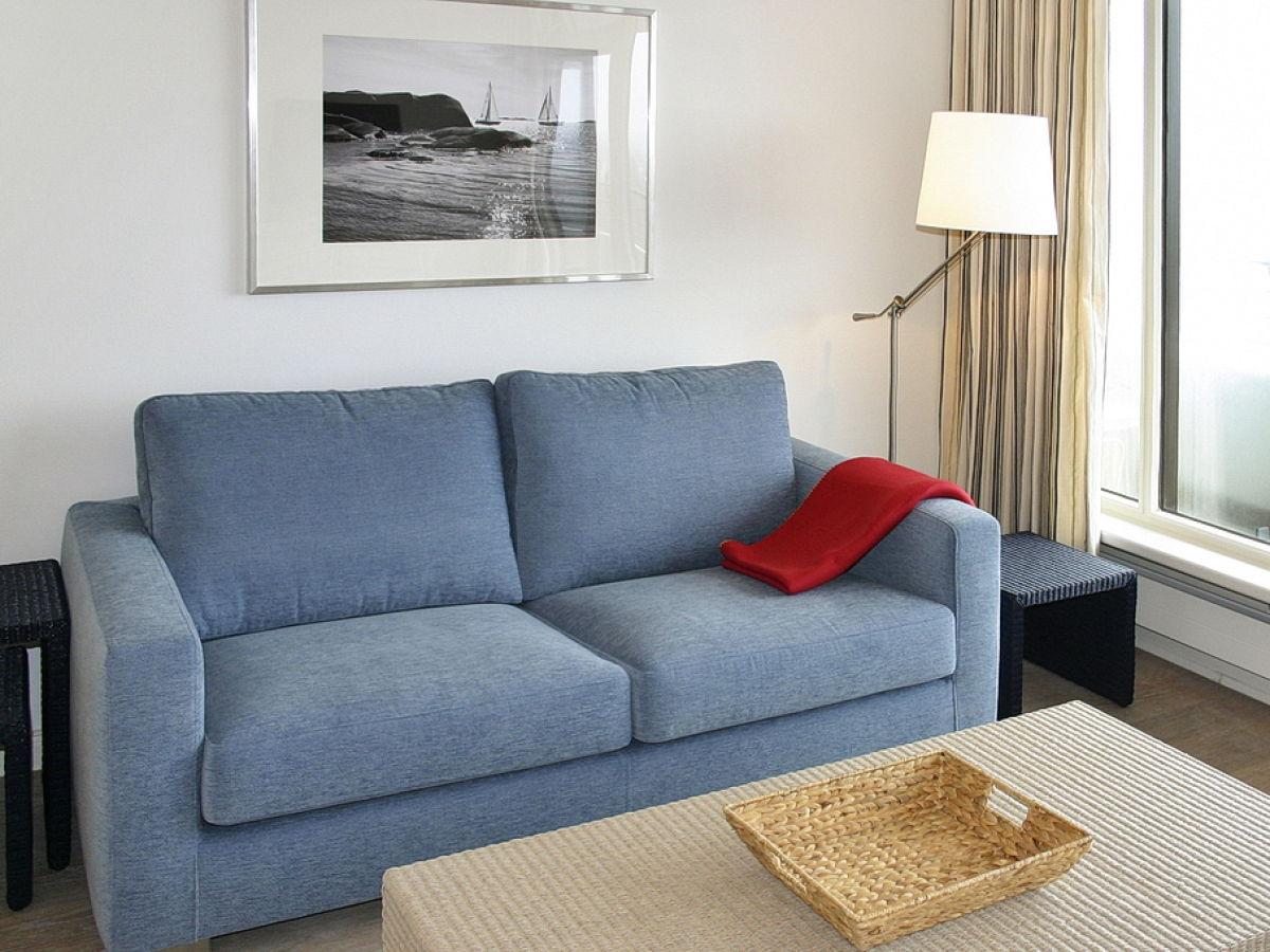 Ferienwohnung appartement 7 etage app 705 ostsee for Sofa balkon