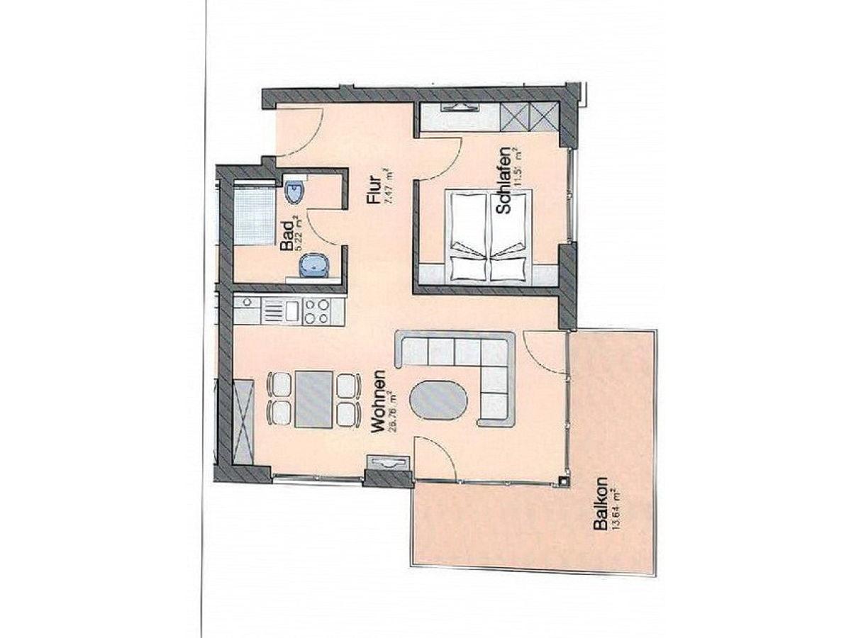 Ferienwohnung Villa Stern, App.01, Timmendorfer Strand, Firma Ostsee ...