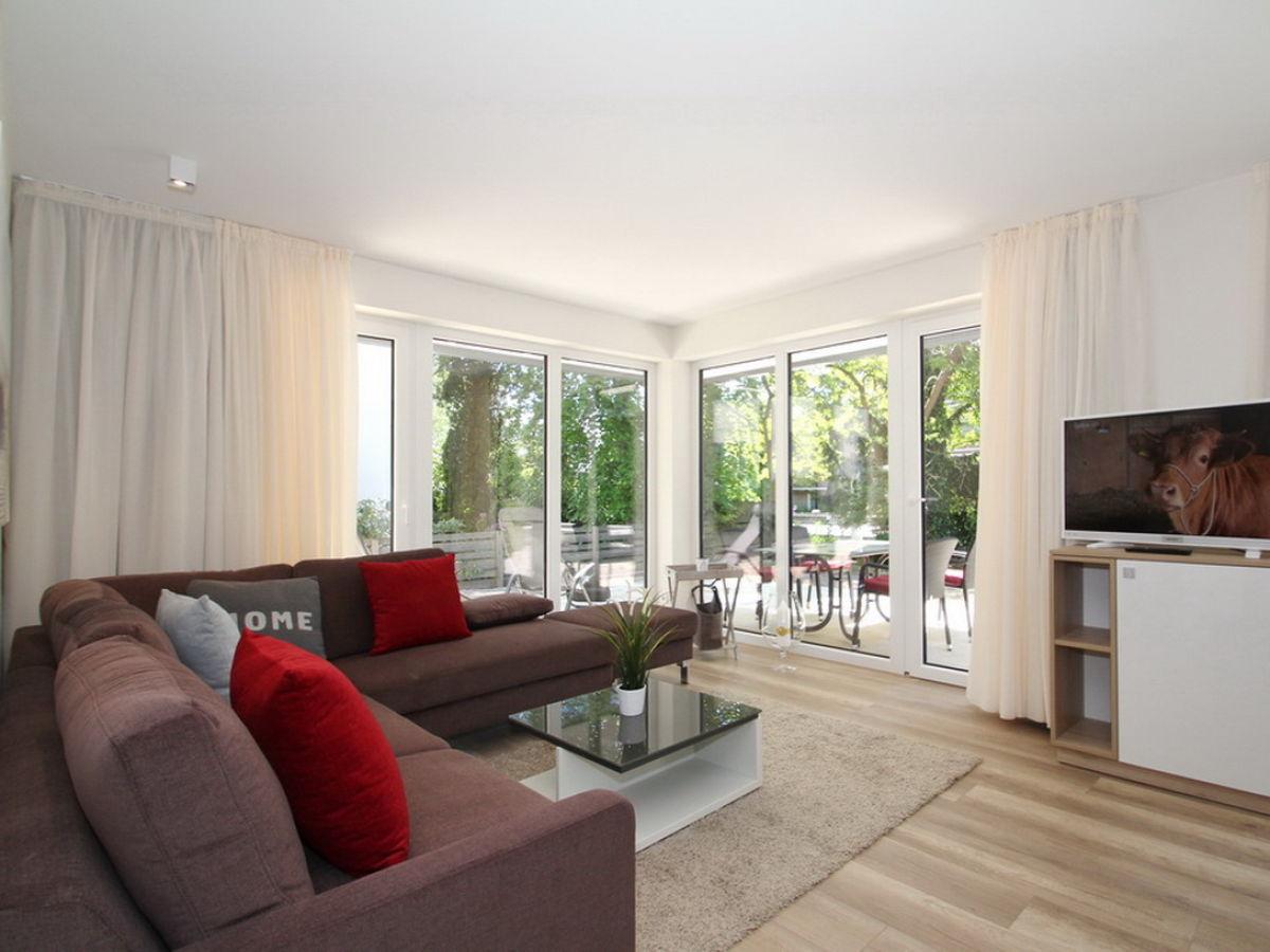 Ferienwohnung Villa Stern, App.03, Timmendorfer Strand, Firma Ostsee ...