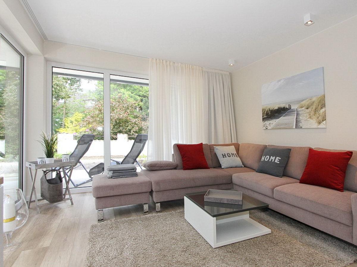 Ferienwohnung Villa Stern, App.04, Timmendorfer Strand, Firma Ostsee ...
