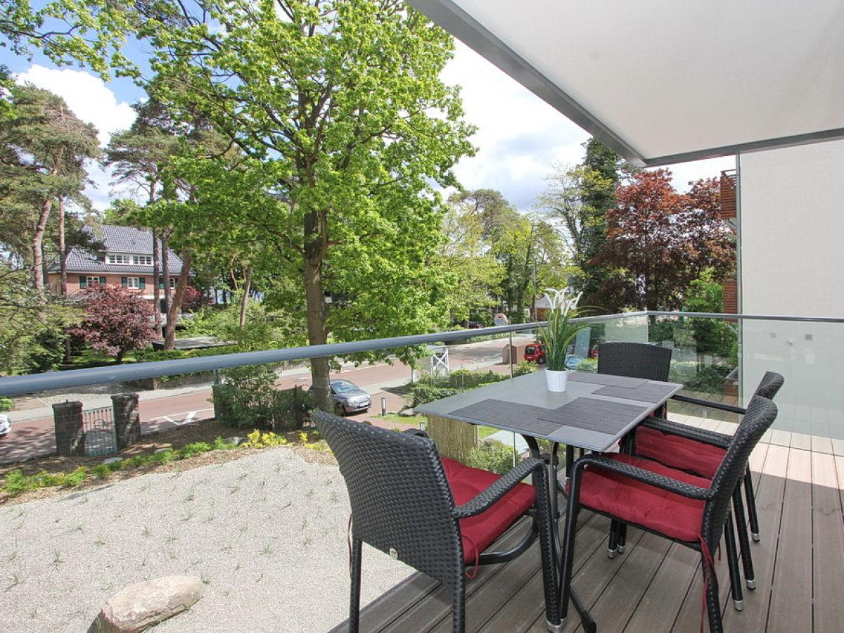 Ferienwohnung Villa Stern, App.06, Timmendorfer Strand, Firma Ostsee ...