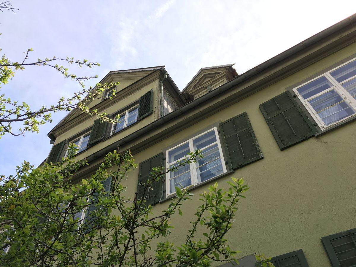 Apartment logierhaus hofrat von blaicher bodensee herr for Apartment bodensee