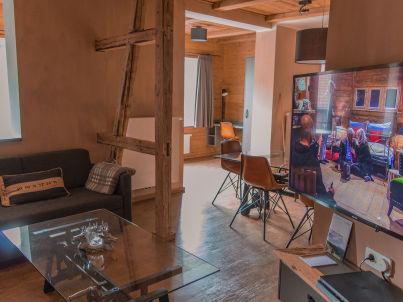 Die Hütten 550 üNN - Appartement 02
