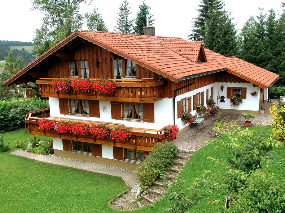 Allgäuhaus Wucherer im Oberallgäu
