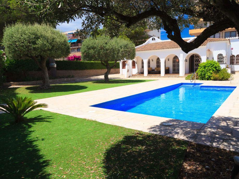 Außenaufnahme M509-260 Villa Blau Mar
