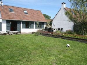 Cottage Vakantiehuis Plopsa